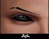 Ash. Eyeball Tattoo - H
