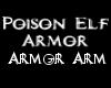 Dark Armor Arm