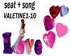 Valentine's + song