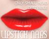 Pw| ORANGE Lipstick [F]1