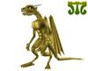 Pen Dragon (Gold)