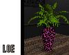 L~ Leopard Vase