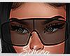 ṩ Puru Glasses Blk