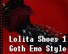 ~LOUIZE~ Victorian Boots