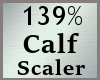 Scaler Calves 139% M A