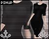 ⚓ | Knit Pinup Noir