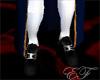 Royal Navy Shoes-Silver