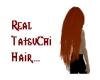 TatsuChi real hair
