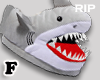 R. Couple shark shoes F
