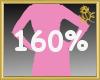 160% Scaler Hips