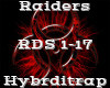 Raiders -Hybridtrap-