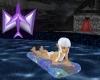 spasta single pool float