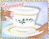 [Y] Tea at Five - Blue