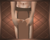 Brown Loincloth Short