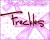 Freckles Nametag