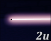 2u Pink Neon Light Bar