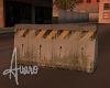 Concrete Road Block