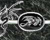 [LD]Silver Dragon Ring F