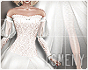 [Is] Princess Gown White