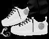 xo*Man White Tshoes