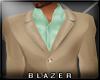 B: Tan/Green Blazer 1 LC