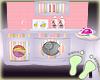 Scaled Laundry Playset