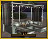 Tropicano terrace seats