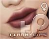TP Tiana Lips - Maroon