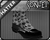 .S. Mad Hatter Spat&Shoe
