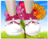 Child Striped Shoes