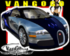VG Chrome BLUE Hyper CAR