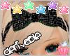 Headband Bow Mesh DRV