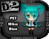 [D2] Miku Blue