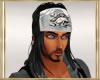 ~H~Pirates 1 Headband WH