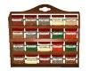 4 Row Spice Rack