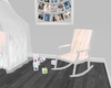 Q | Custom Pastel Chair