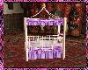(LB)lilac crib