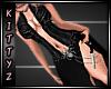 ! Denise Gown Black