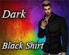 Dark Black Shirt