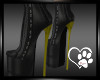 Rein Boots with Yellow