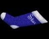 [W]Blue Stocking Star