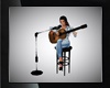 Guitar Stool Animated G.
