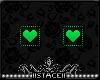 S! Green Hearts (2)