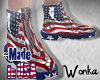 W° Made In USA Boots .M