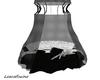 LXF Black bed