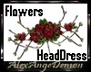 Flowers Headdress
