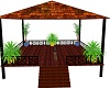 Beach Deck with Roof