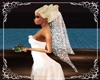 White Wedding Vail