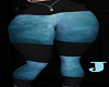 *J* Black Icy Pants XBM
