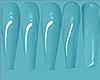 I│Shiny Nails Blue
